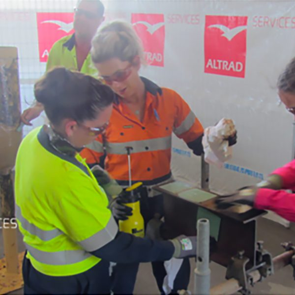 Darwin Locals Learn New Skills for the Future